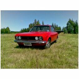 1972 Fiat 124 Sport