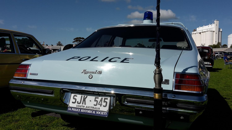 1979 Holden HZ Kingswood SL