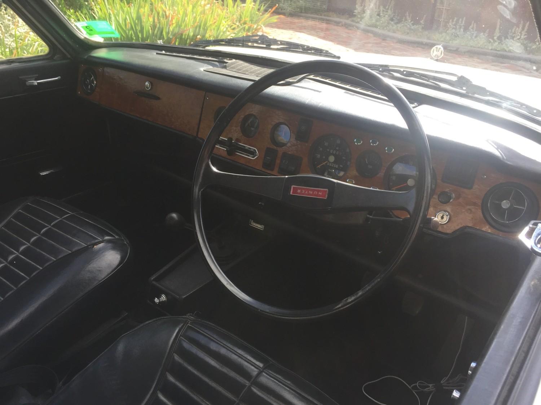 1969 Hillman Hunter GT