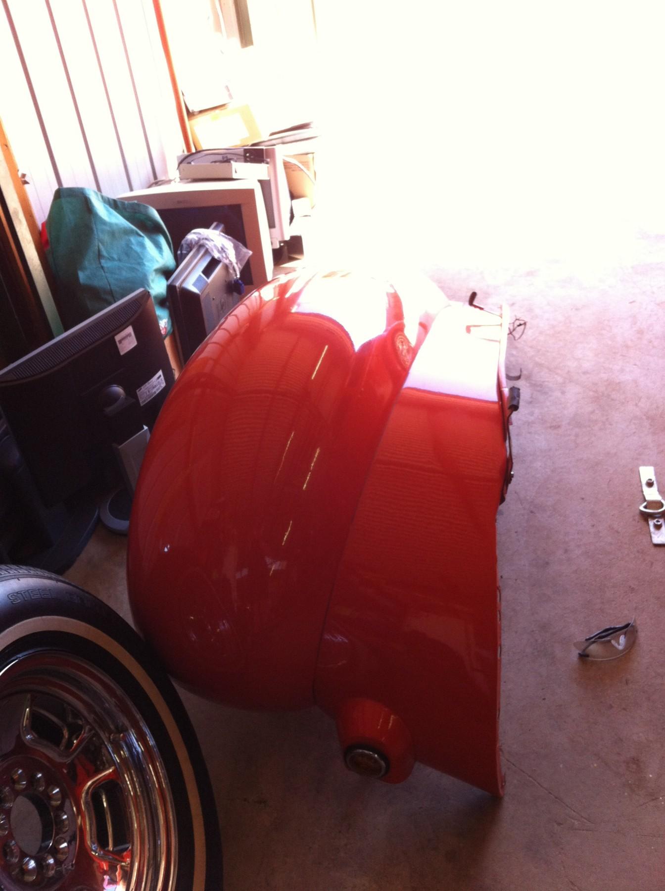 1935 Dodge Four Door Standard