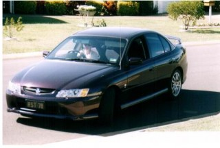 2003 Holden VY COMMODORE