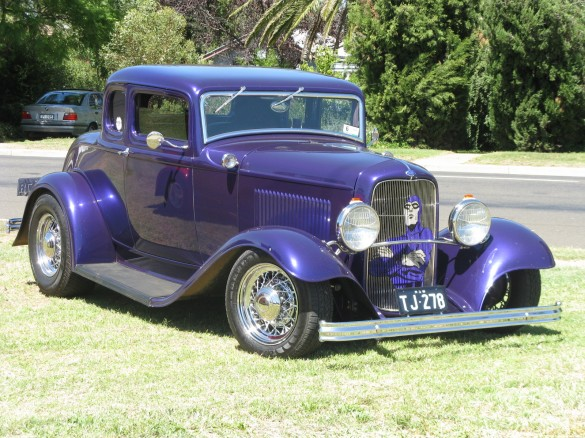 1932 ford b model cooinoo shannons club for Motor vehicle open on saturday