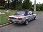 1985 BMW 323i Baur Cabriolet