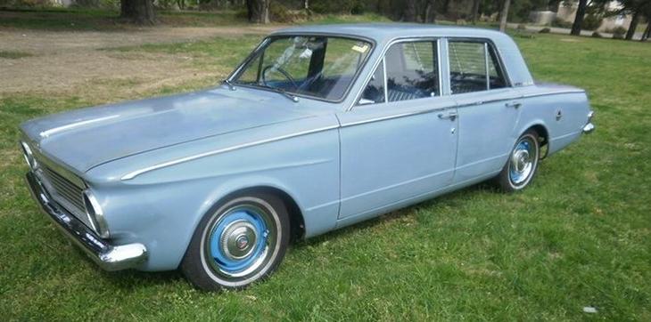 1970 Chrysler Valiant AP5