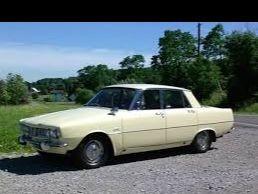 1968 Rover 2000 TC