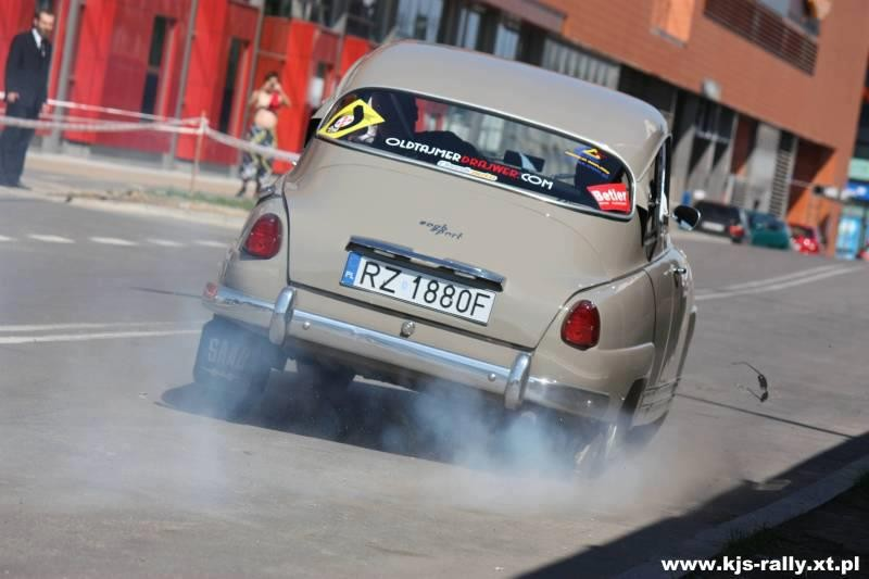 1964 SAAB 96 Sport (Replica)