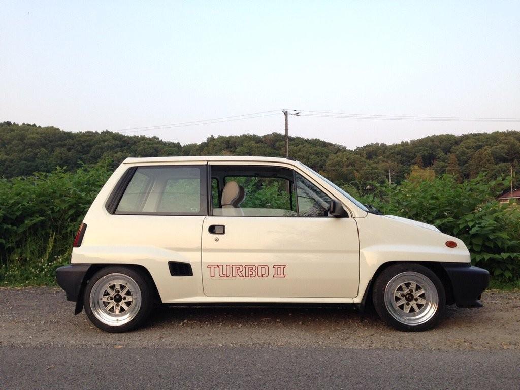 1985 Honda City Turbo II - Scottie2 - Shannons Club