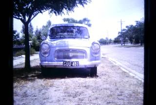 1956 Ford Prefect 105 E