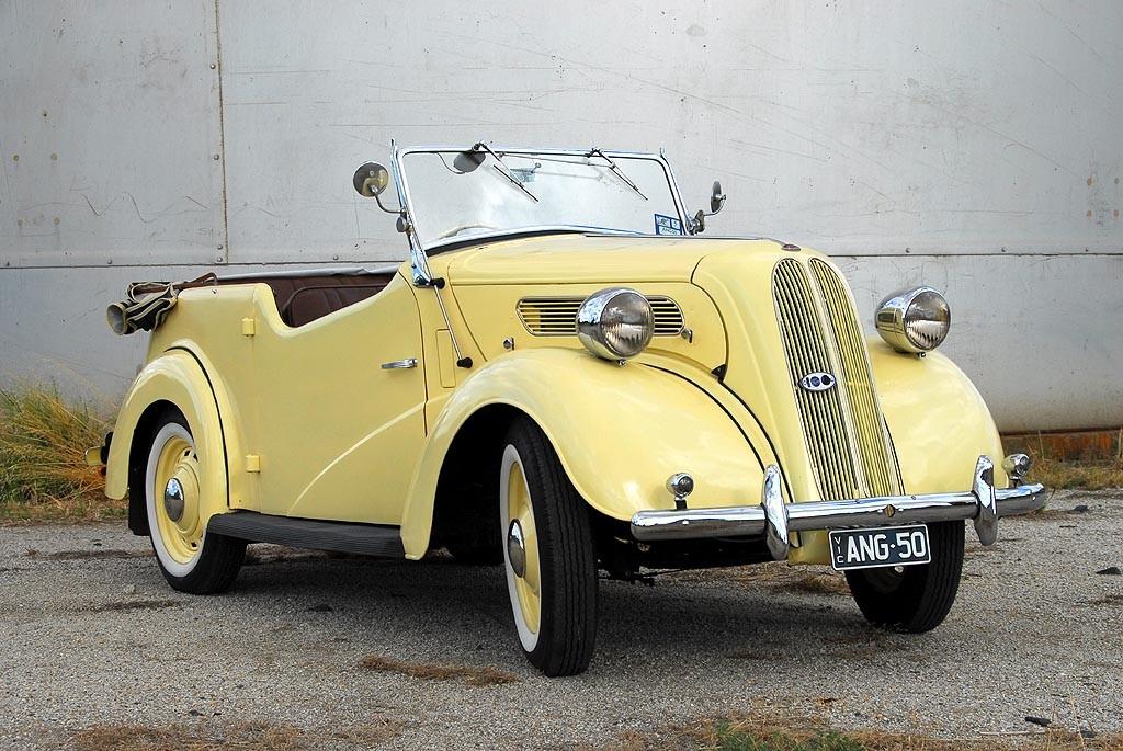 1950 Ford ANGLIA
