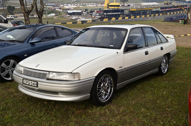 1990 Holden CALAIS