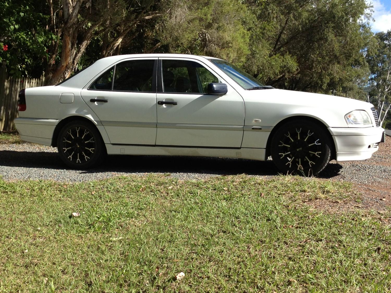 1998 Mercedes-Benz C180 CLASSIC