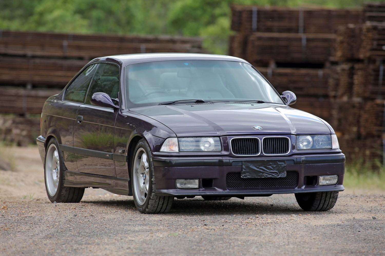 1995 BMW E36