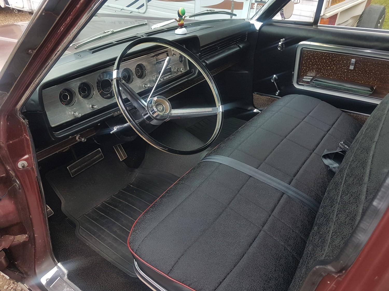 1965 Mercury parklane breezeway