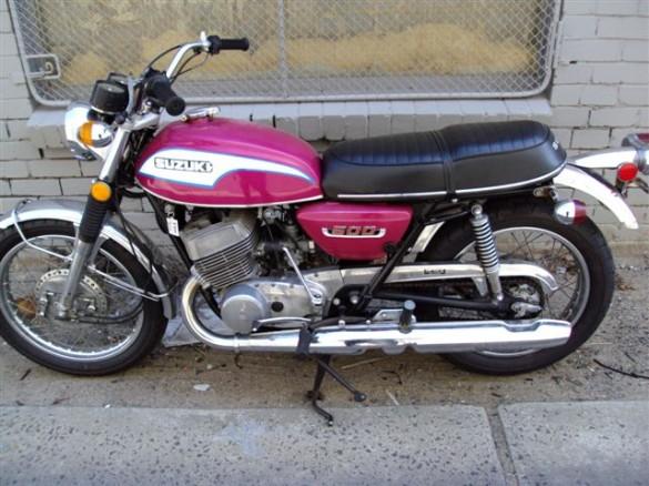 Suzuki Titan Cc