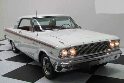 1963 Ford Fairlane 500 Compact