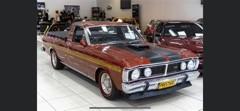 1970 Ford XY Falcon