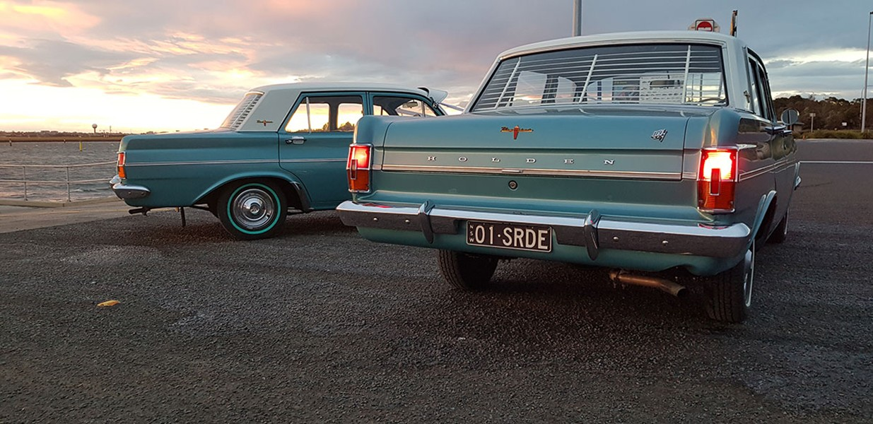 1963 Holden Twin EH Premiers