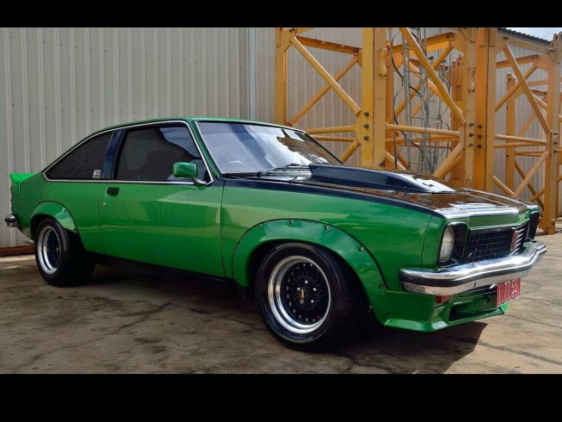 1977 Holden LX SS Torana Hatchback