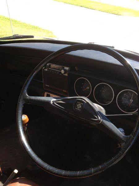 1975 Leyland Clubman S