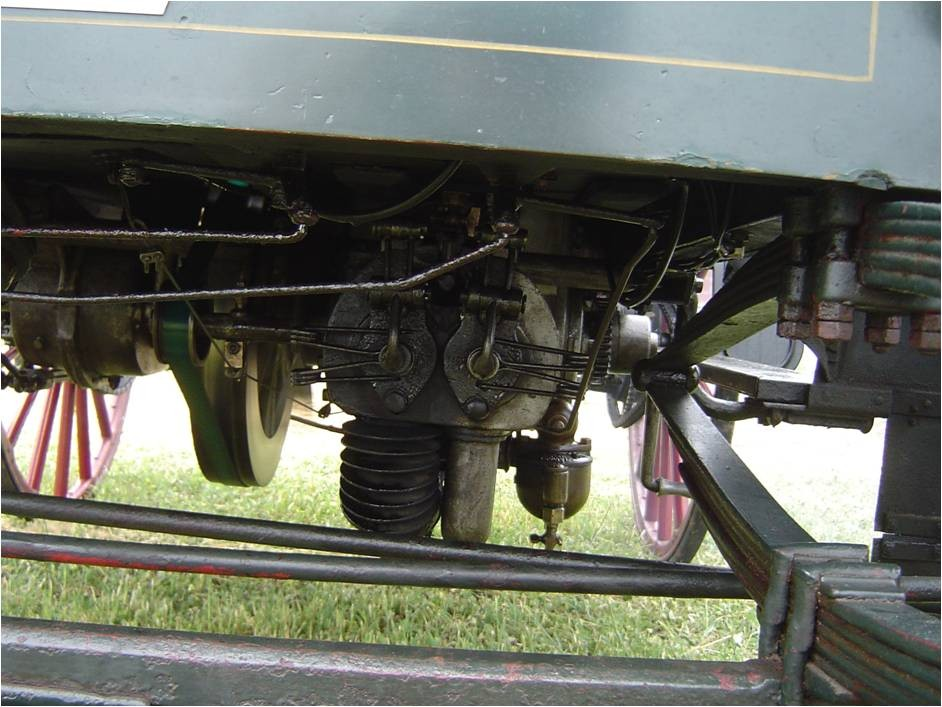 1911 International Harvester B