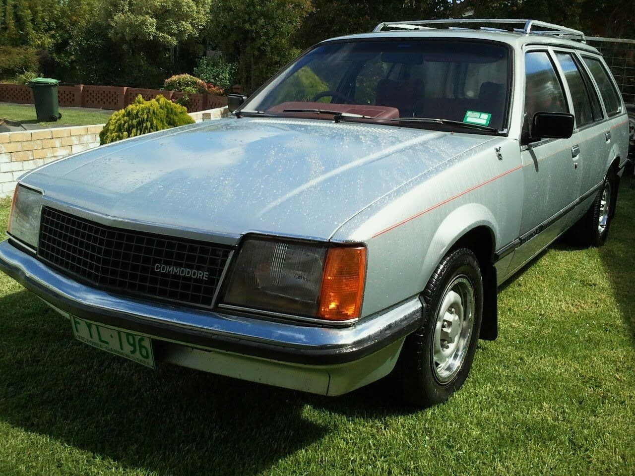 1980 Holden Commodore