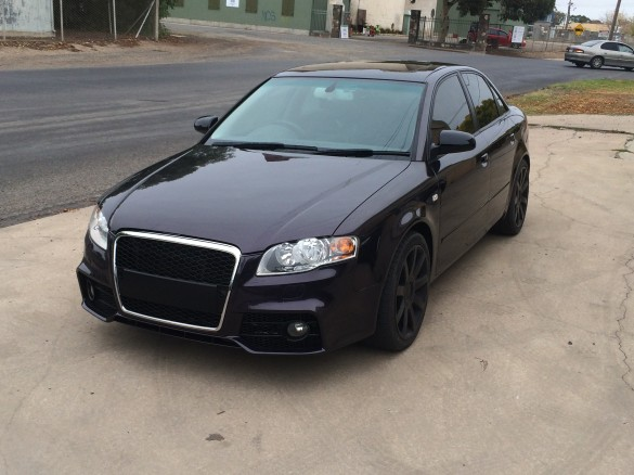 2005 audi a4 1 8 turbo quattro wimmeracollision shannons club. Black Bedroom Furniture Sets. Home Design Ideas