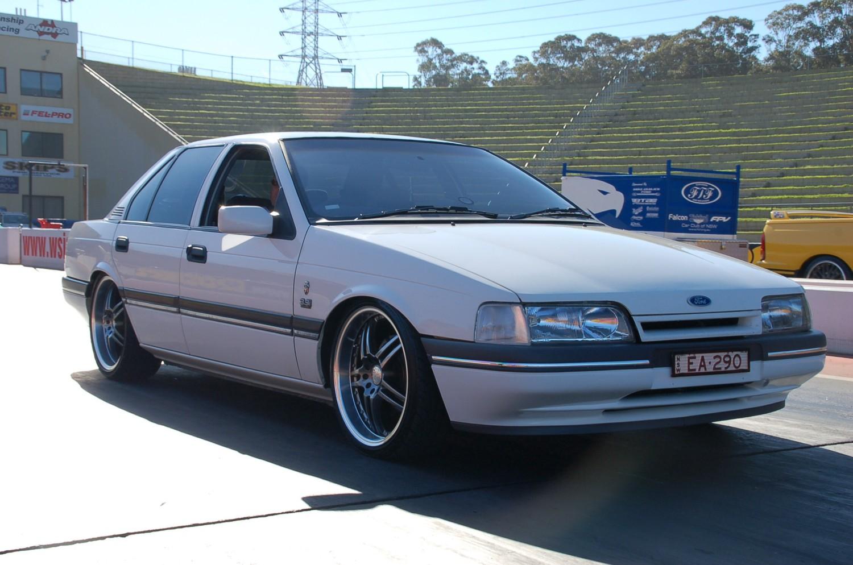 1990 Ford Fairmont Ghia