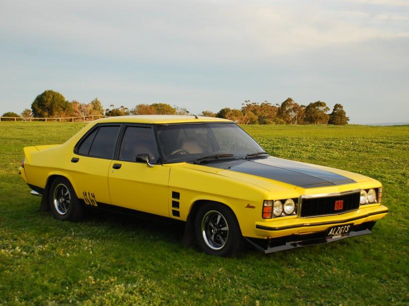 1976 Holden HX GTS Monaro