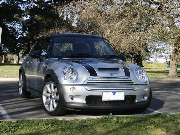 2005 mini cooper s chilli r53coopers shannons club. Black Bedroom Furniture Sets. Home Design Ideas