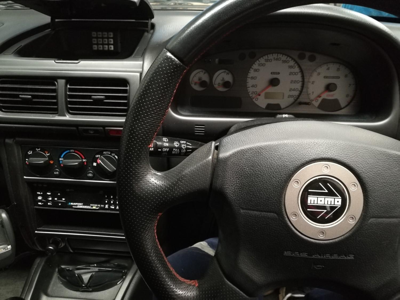 1999 Subaru WRX STi