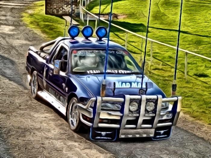 1999 Holden vs ute