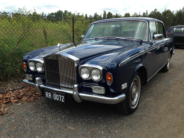 1972 Rolls-Royce Silver Shadow I - PatrickRyan - Shannons Club