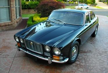 1972 Jaguar XJ6 Series 1 - PhilG - Shannons Club