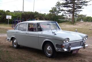 1966 Humber SUPER SNIPE