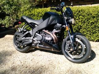2010 Buell XB12SS