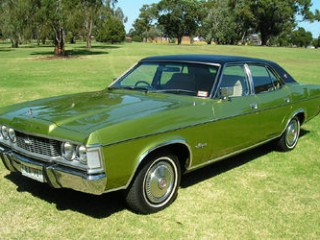 1976 Ford FAIRLANE MARQUIS