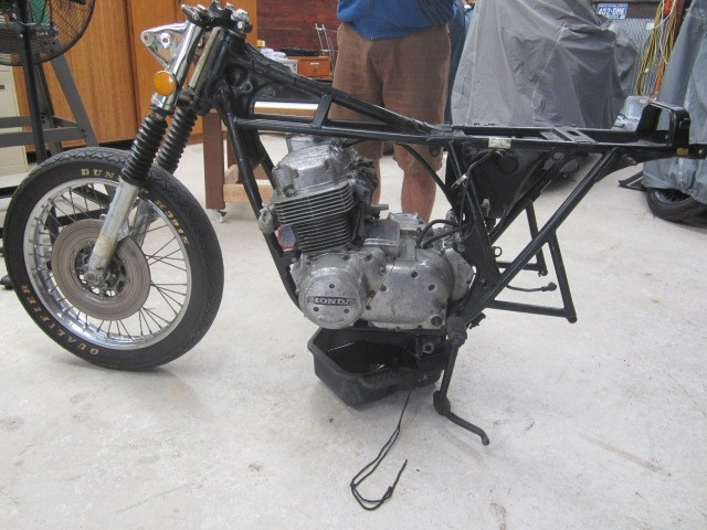 1974 Honda CB 750