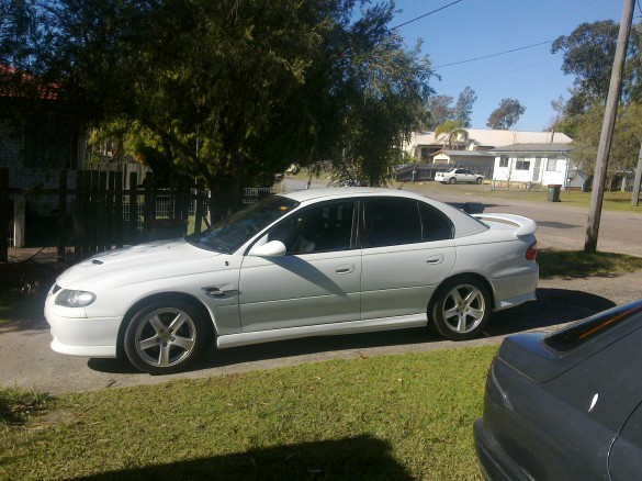 Ex Police Car Auctions >> 2000 Holden COMMODORE VT SS GROUP II - helrazer - Shannons Club