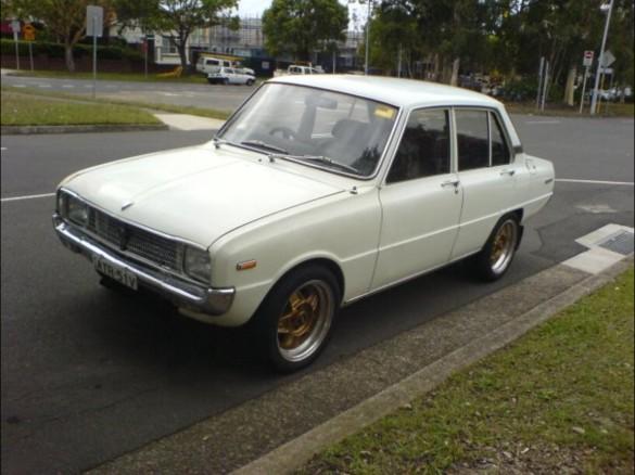 1969 Mazda 1300 - mleventhal50 - Shannons Club