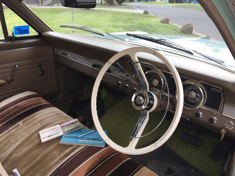 1967 Ford XR Falcon 500