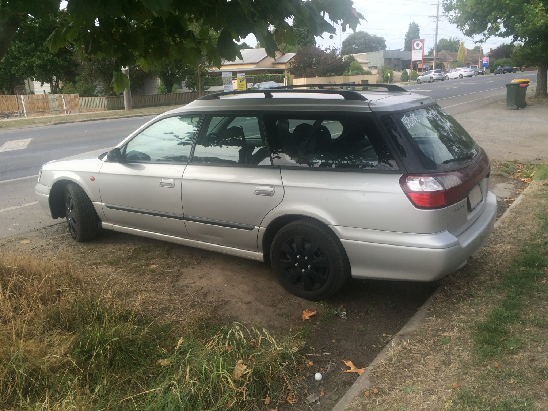 1999 Subaru LIBERTY 2.0i