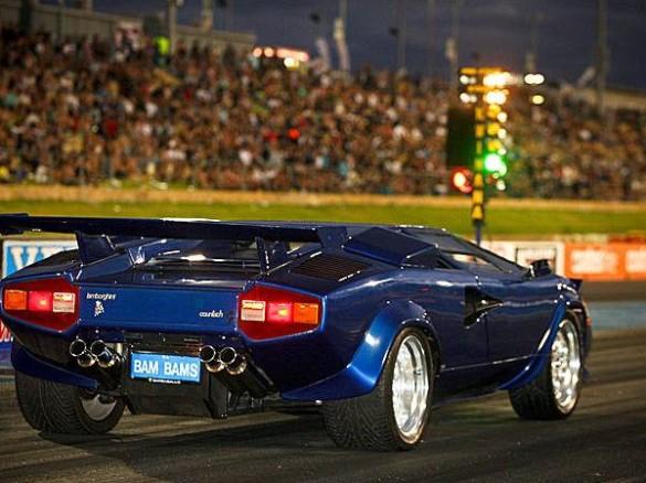 1980 Lamborghini Countach Bambamm911 Shannons Club