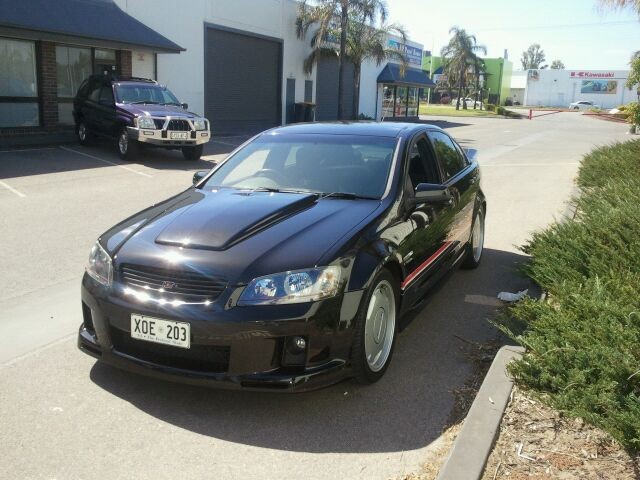 2010 Holden VE HDT RETRO