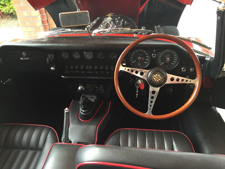 1969 Jaguar E TYPE 4.2
