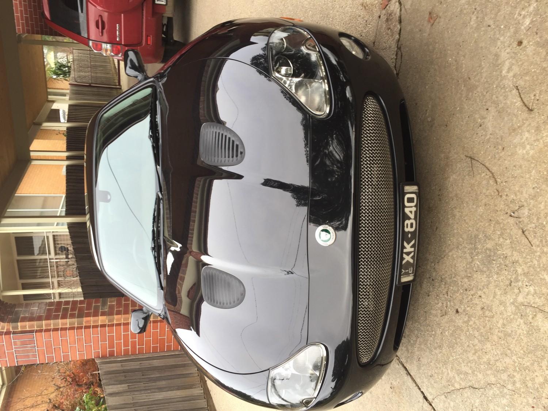 2005 Jaguar xkrs
