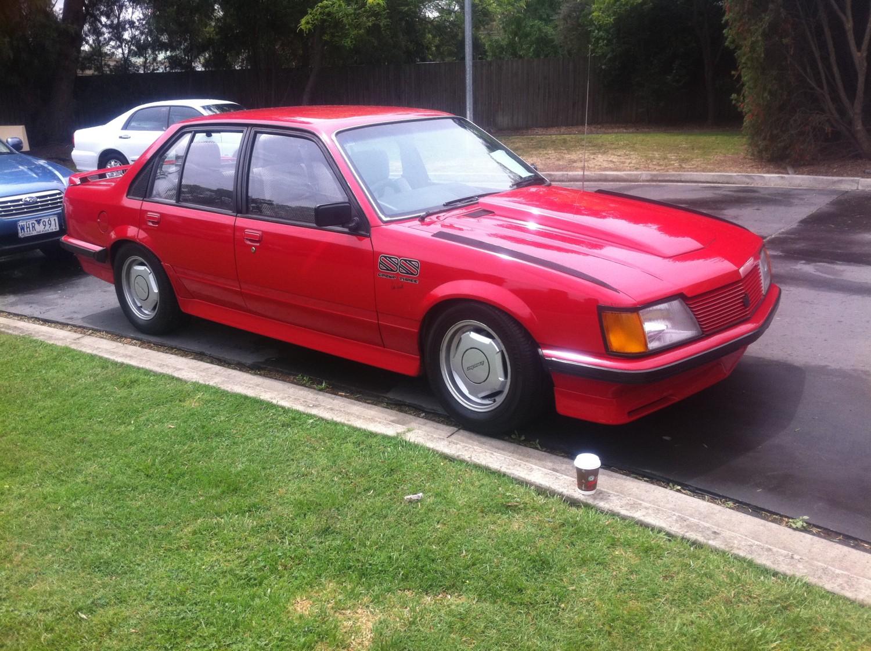 1982 Holden HDT BROCK GRP 3
