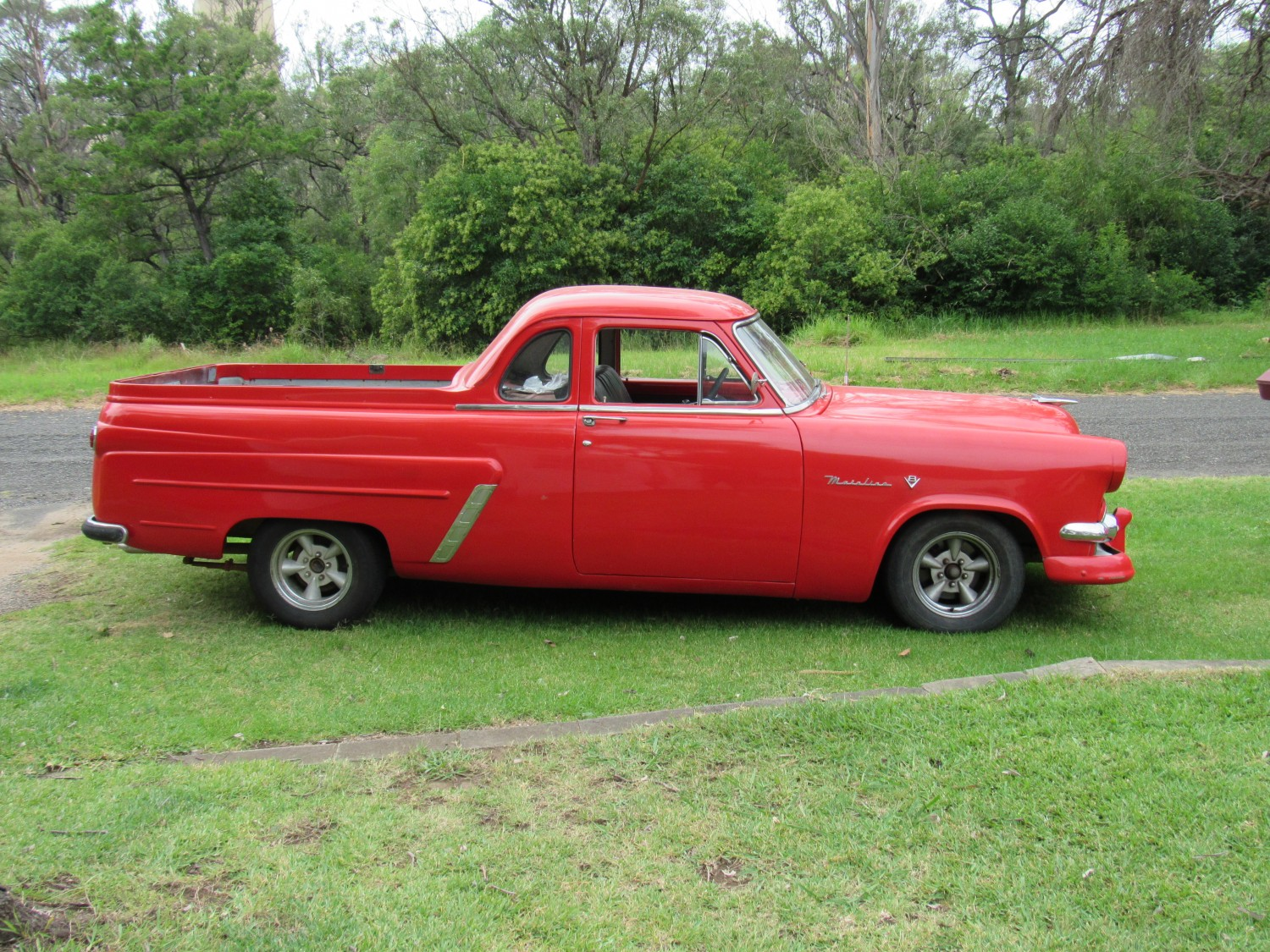 1954 Ford Main Line