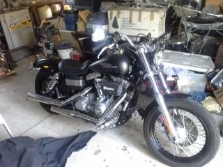 2009 Harley-Davidson streetbob