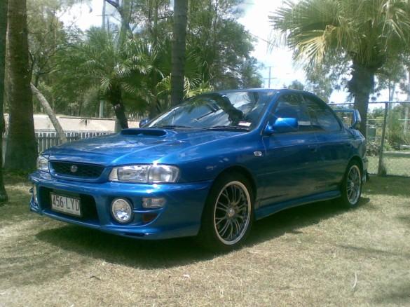 2000 Subaru WRX
