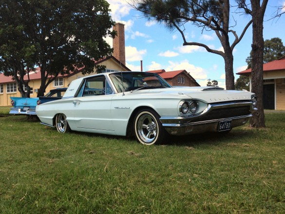 1964 Ford Thunderbird Hepcat64 Shannons Club